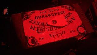OUIJA BOARD SESSION CAUGHT ON TAPE ABANDONED HAUNTED FARM HOUSE EPIC WOLFPACK