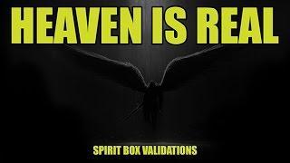SPIRIT VALIDATES HEAVEN in this Wonder Box Session. HEAR IT.