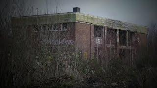 ABANDONED FACTORY WITH COOL GRAFFITI!!