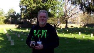 Paranormal Investigation of Stones River Battlefield - Jaunary 2016