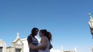 Our Wedding At St. Louis Cemetery In New Orleans October 31, 2016