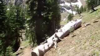 """Noble & Bull Lake - Part 2 """"Taking It To The Pacific Crest Trail"""""""