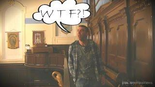 What The Hell Is This Place?! Behind The Scenes Of A Pilot Episode (Masonic Hall, South Wales)