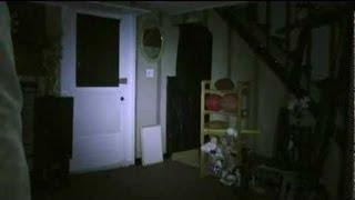 GHOST CAUGHT ON TAPE Says My Name Haunted Lizzie Borden House Ghost EVP #01