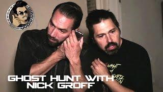 JoBlo.com's Ghost Hunt with Paranormal Investigator Nick Groff