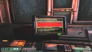 DOOM 3 Gameplay parte 2 (TERROR)