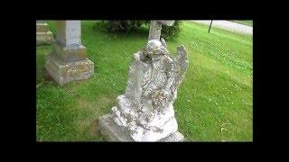 Friendship Cemetery: AMAZING Spirit Box Session!