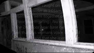 Paranormal Phenomena - Paranormal Challenge S01E06 - Waverly Hills Sanatorium