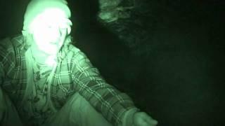 Ghost Hunts, Paranormal Investigators, EVP, Some History and a Creepy Cave