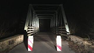 Suicide Bridge in Gettysburg, Pa - Virginia Paranormal Investigations