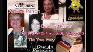 The Conjuring - The Carolyn and Andrea Perron Interview