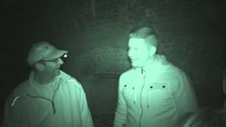 Fort Amherst ghost hunt - 21st March 2015 - Group 3 Séance