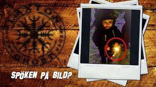 Spöken På Bild - S2 Del 1 - Barn med tomtebloss mystiskt sken - LaxTon Spökjägare