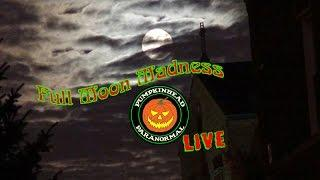 Full Moon Madness - LIVE Spirit Box / Ghost Box Sessions