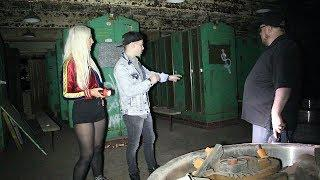 EXPLORING 2 EXTREMELY HAUNTED PLACES..( SCARY PREVIEW )