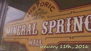 If Walls Could Talk Documentary (Mineral Springs Hotel)